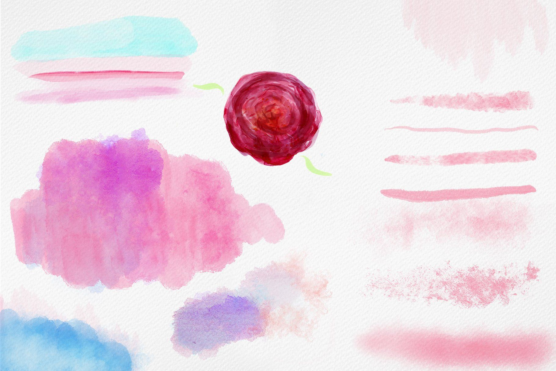 Watercolor Procreate Brushes Sponsored Watercolor Projects