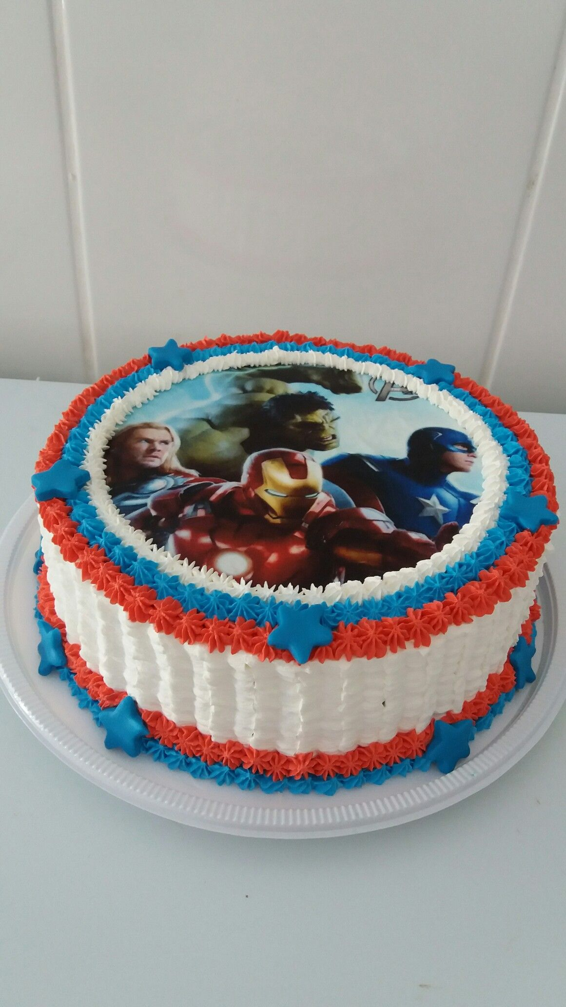 Pin By Sonia On Cake Avengers Birthday Cakes Cupcake Cakes