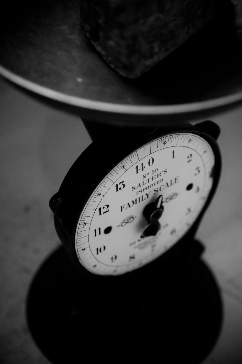 Gift For Kitchen Photo Of Vintage Scales Black And White Print Ideal For Kitchen