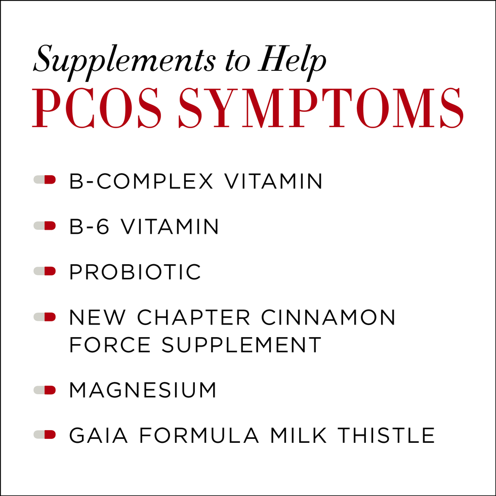 Treating PCOS With Nutrition and Food - PCOS Alternative Treatments #diet #fitness #diet