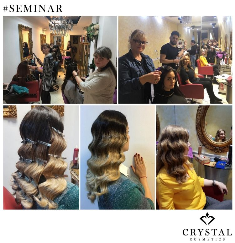 Seminar hair Styling