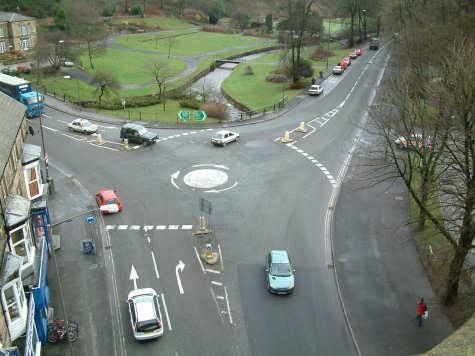 Have you ever approached a mini roundabout with another and you have both sat there for several minutes wondering what the fuck the other one is going to do?