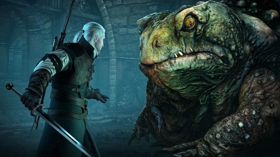 Witcher 2 Monsters Google Search The Witcher The Witcher 3 The Witcher Wild Hunt