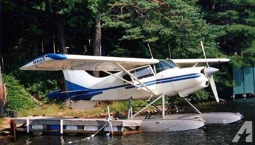 one owner! 1988 maule m-6 super rocket float plane ?   Airplanes