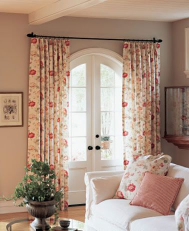 1000+ images about Window treatments on Pinterest | Curtain rods ...