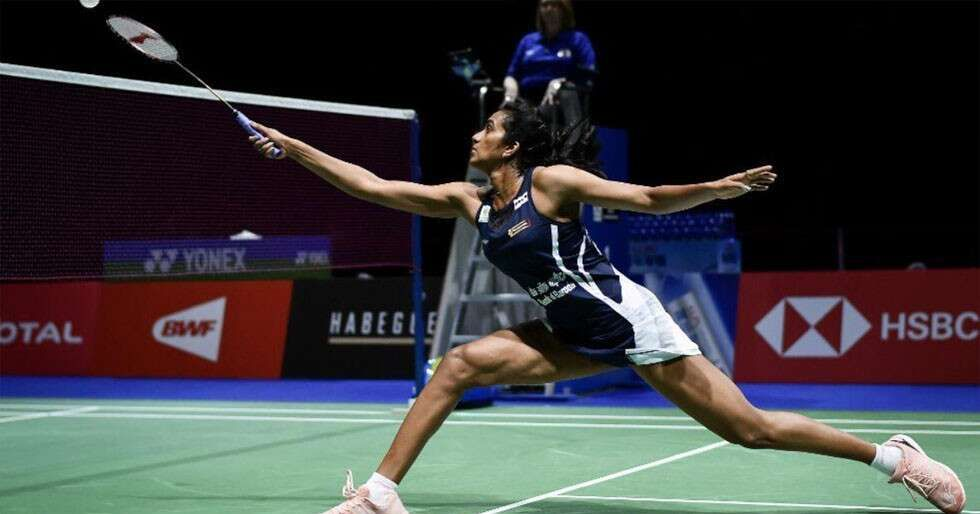 Pv Sindhu Is The Highest Paid Woman Athlete In India Athlete World Championship Athletic Women