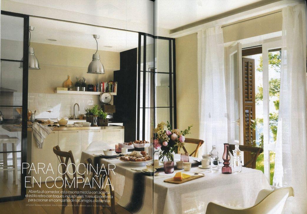 Resultado de imagen de revista el mueble cocinas