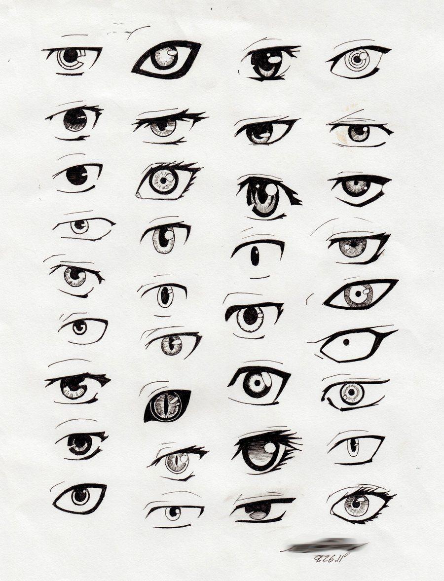 Картинки разных стилей рисования аниме, картинка прикол картинки