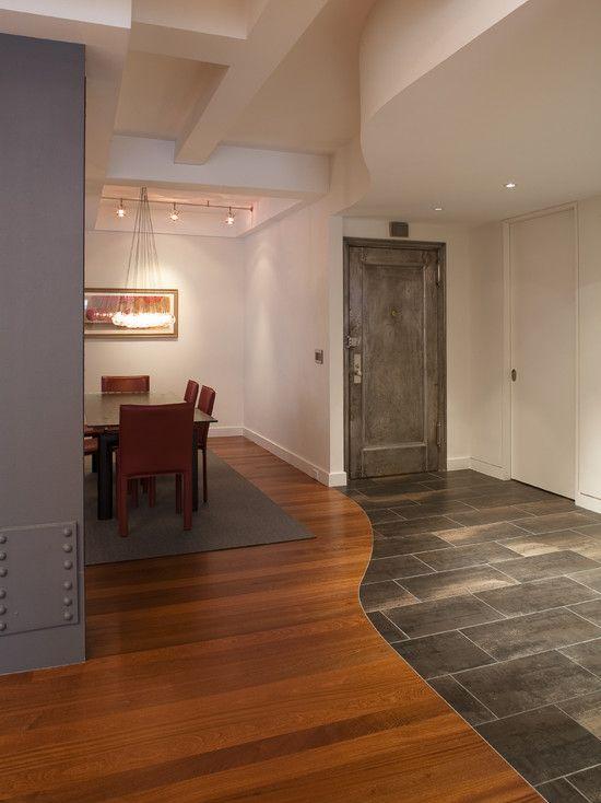 Tile And Decor Denver Tile And Wood Combonation Flooring Design Pictures Remodel