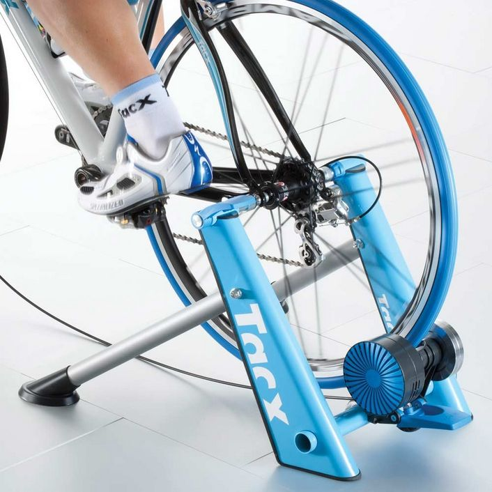 Tacx Blue Matic T2650 Smart Turbo Trainer Bike Bicycle Trainers