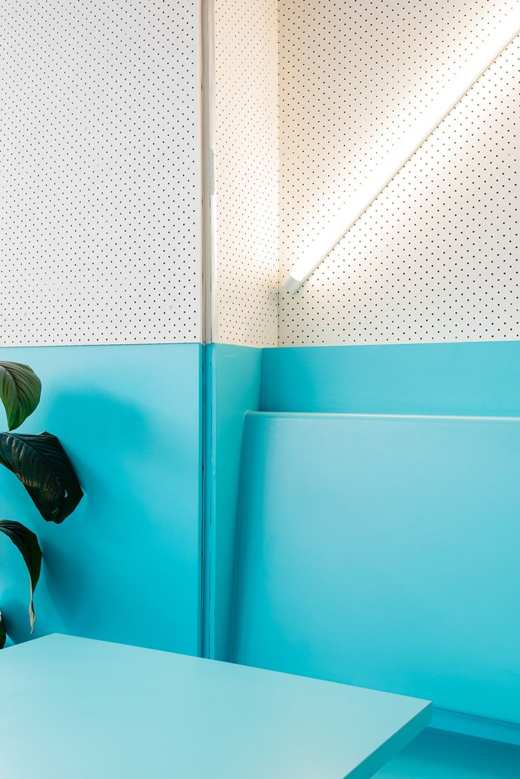 Dive Into A Menu Of Updated Vietnamese Classics At Melbourne S Colourful Phamily Kitchen Urban Decor Vietnamese Restaurant Peg Wall