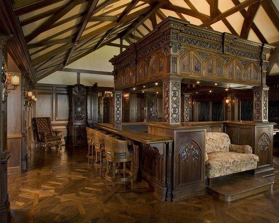 Medieval Home Decorating Design, Pictures, Remodel, Decor