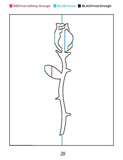 Picasa Web Albums Assai Elle Advanced Patt Pop Up Card Templates Paper Pop Kirigami Templates