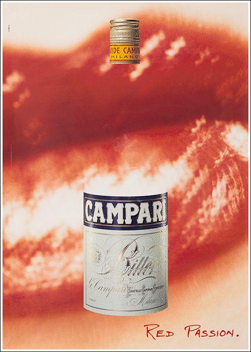 Campari, Red Passion | Campari is...passion! | Pinterest ...