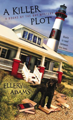 Ellery adams books by series