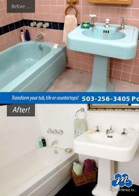 Bathtub Refinishing Portland Rigakublog Com
