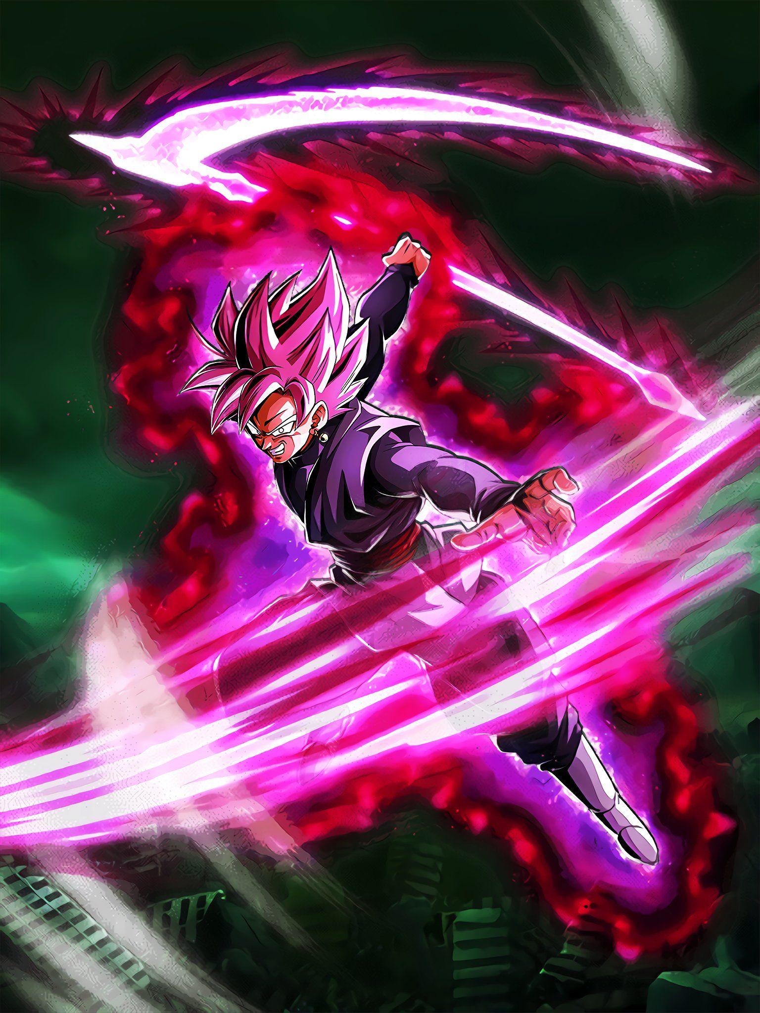 Hydros On Twitter Dragon Ball Super Goku Super Saiyan Rose Goku Black