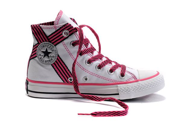 a3f2601c0003 Converse All Star American White And Pink Ribbon