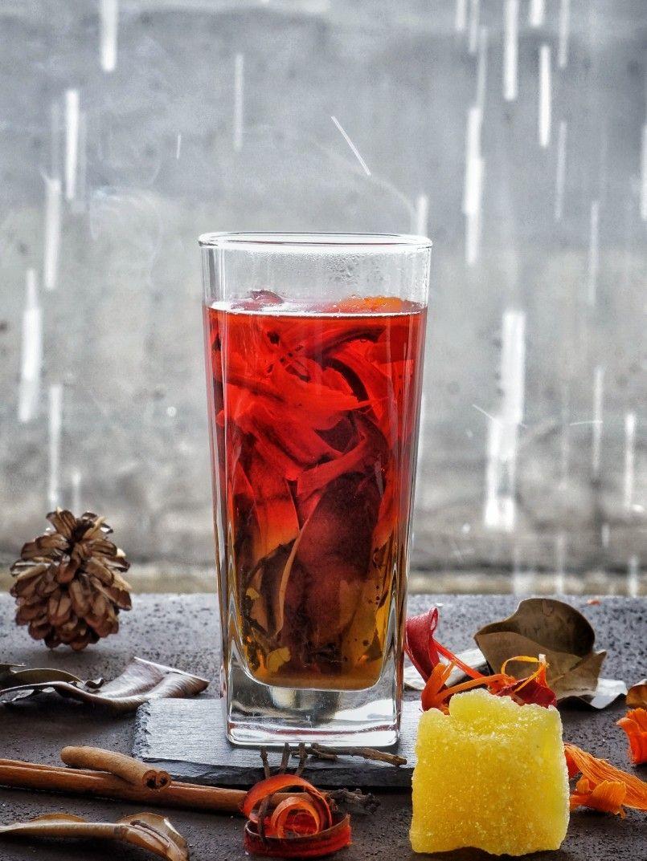 Wedang Uwuh Merapi Minuman Herbal Makanan Minuman