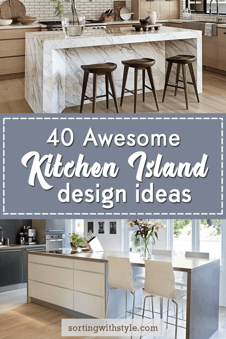 9 Awesome Kitchen Island Designs Ideas   Beautiful Colors Kitchen ...
