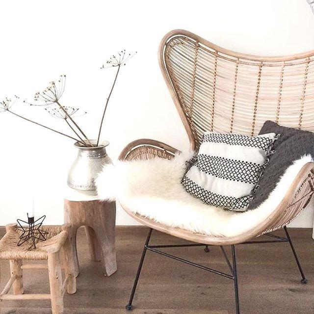 Hk Living Egg Chair.Hkliving Eggchair Via Liefsvannoor Slaapkamer Stoel