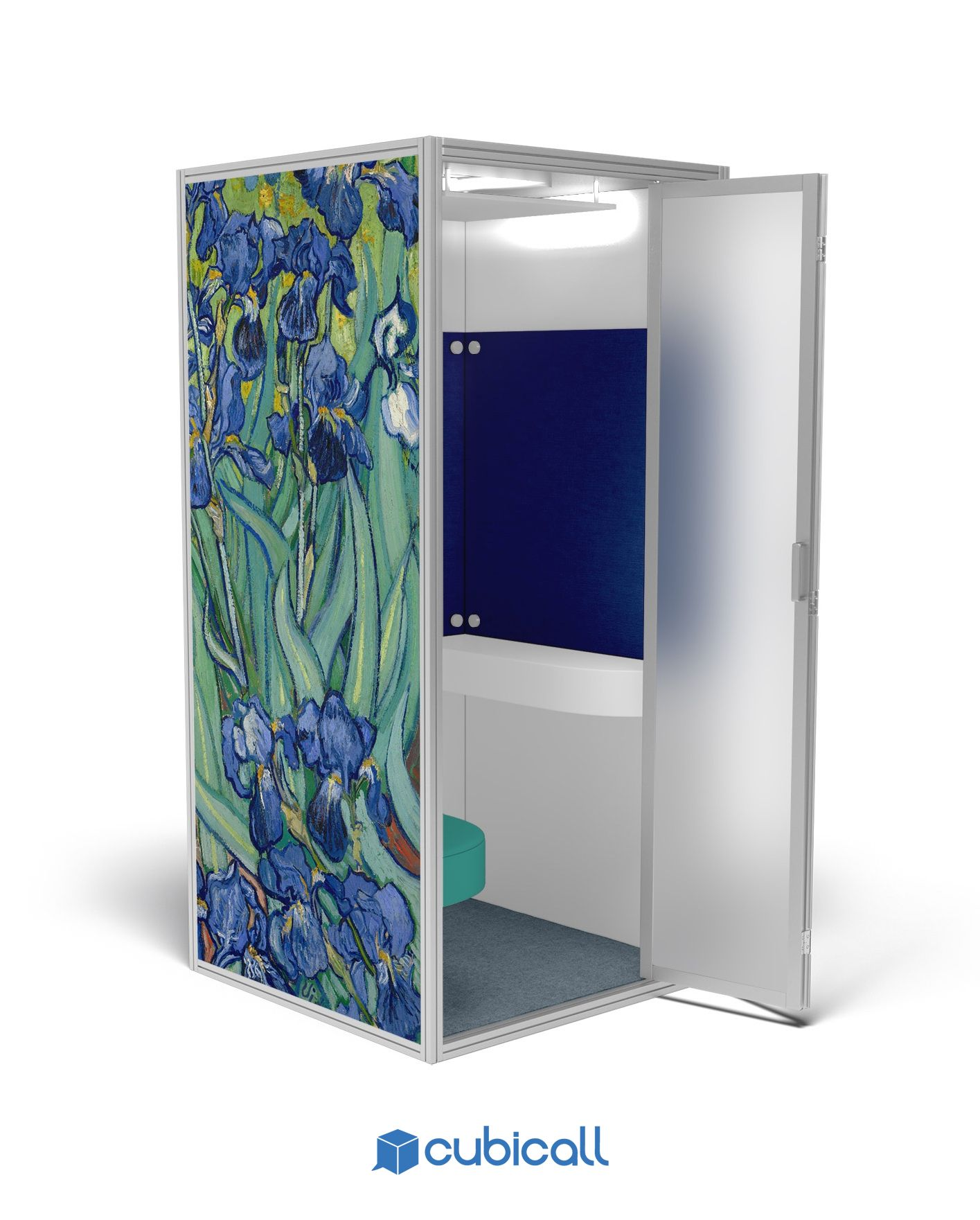 Modern Phone Booths Address The Shortcomings Of An Open Office