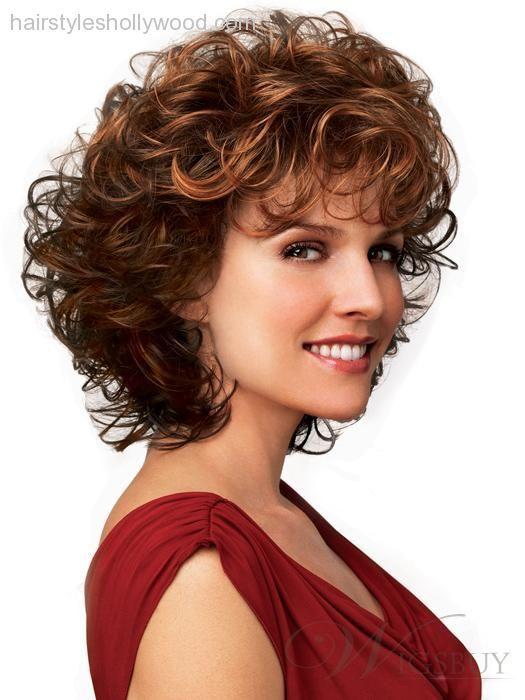 body wave perm short hair