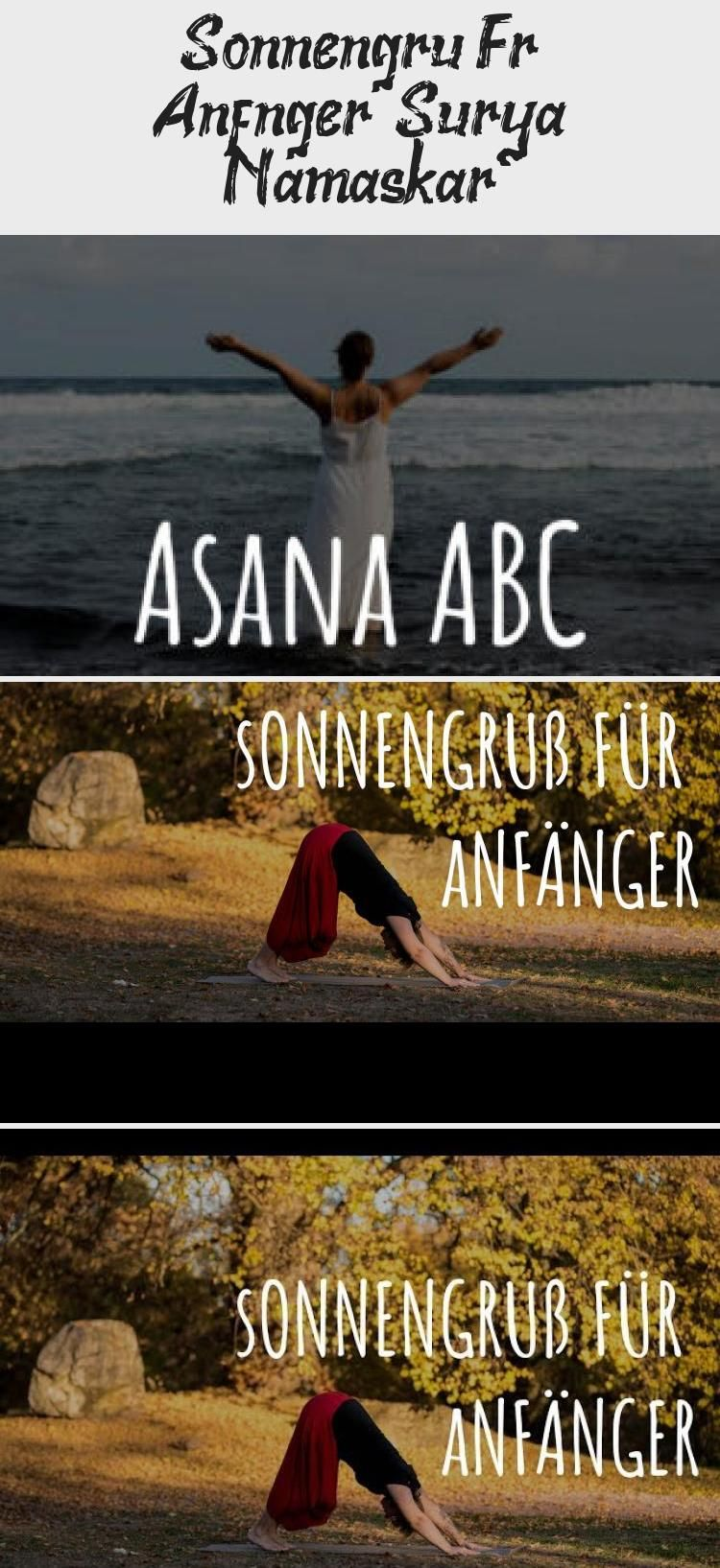 Sonnengruss Fur Anfanger Detailierte Anleitung Video Yoga Video Youtube Surya Namaskar A Yogastyle Hathayoga Yogafotos Yogaf Surya Namaskar Yoga Surya