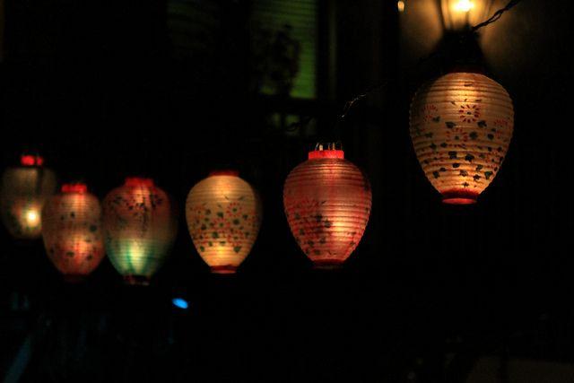 Blue Bayou Lamp