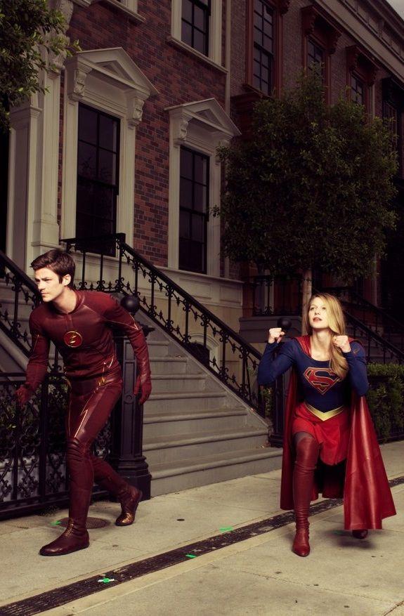 Melissa Benoist and Grant Gustin – Variety Magazine (May 2015)