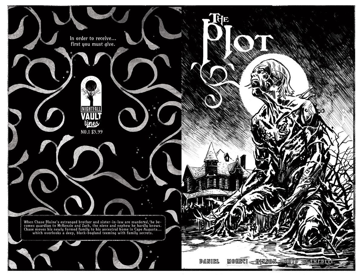 A Special Black And White Edition Of The Plot 2 Is Coming On 2 12