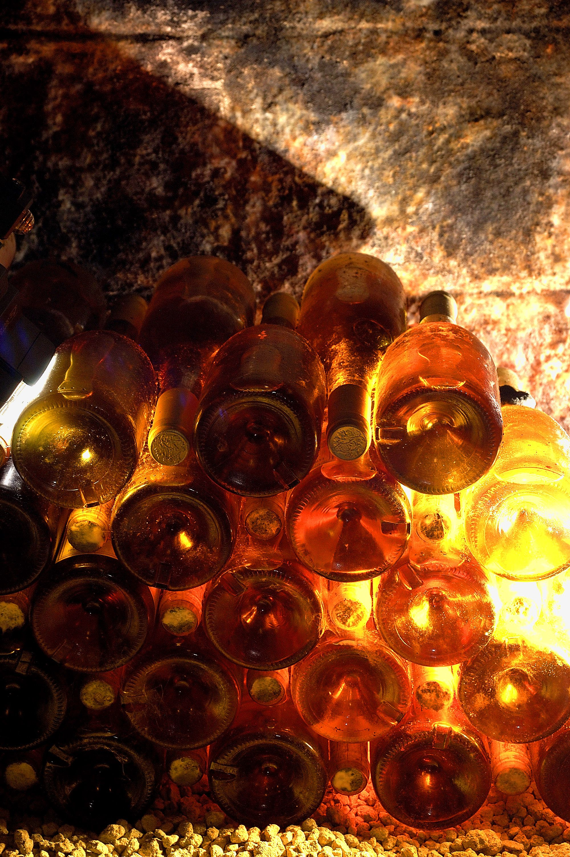Illuminated Tokaji Aszu Wines In Tarcal Hungary Wine Culture Wine Country California Wine Country