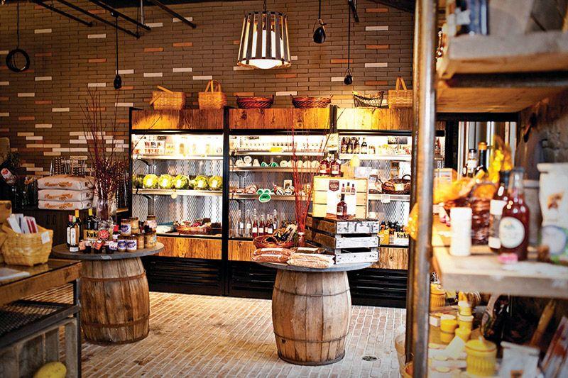 Hudson Line Restaurants Rivermarket Bar And Kitchen Updating