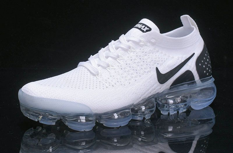 7eef56ca46 Nike Air VaporMax 2.0 Reverse Orca WHITE BLACK 942842 103 | Winter ...