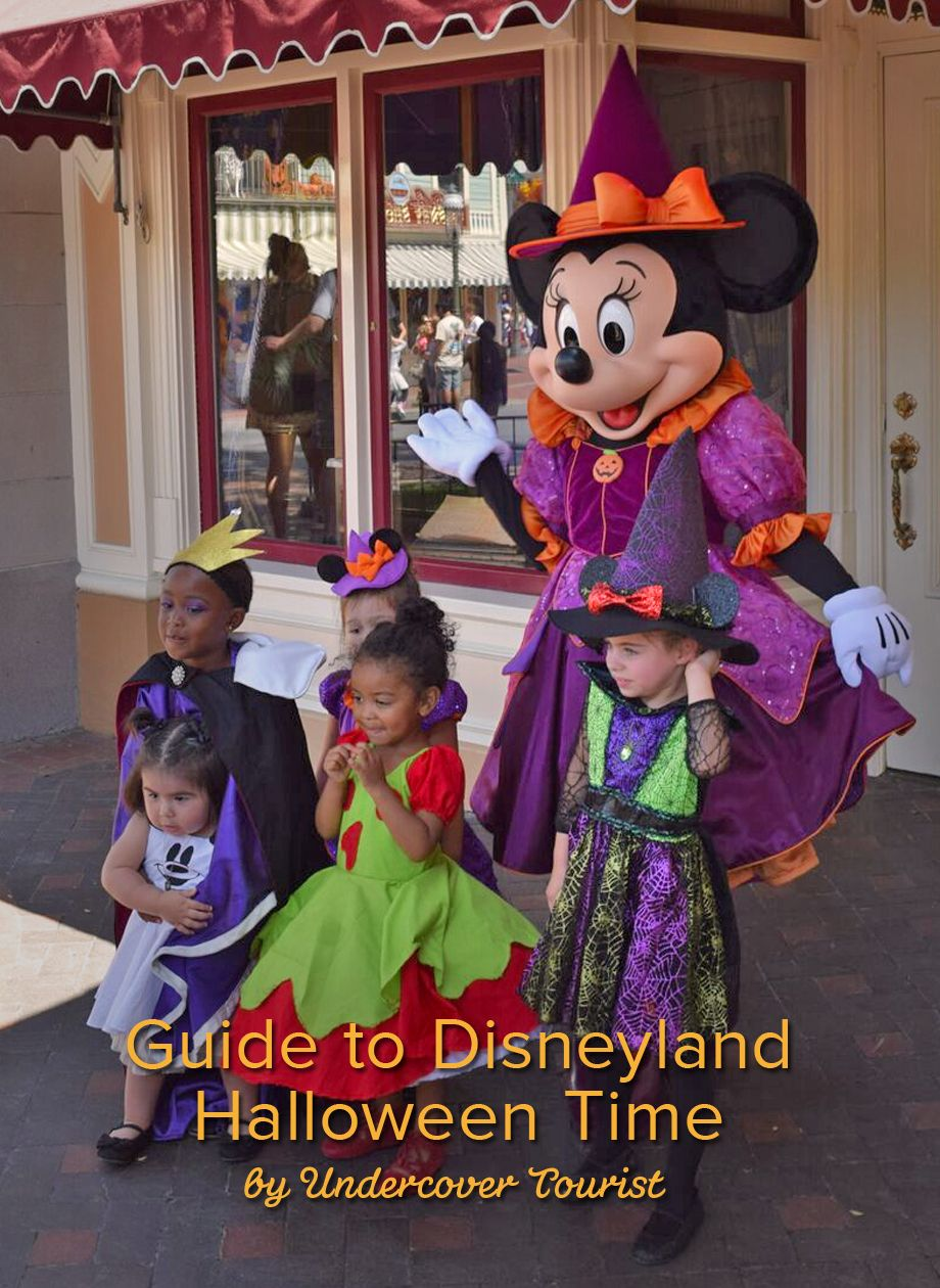undercover tourists guide to disneyland halloween time and mickeys halloween party 2016