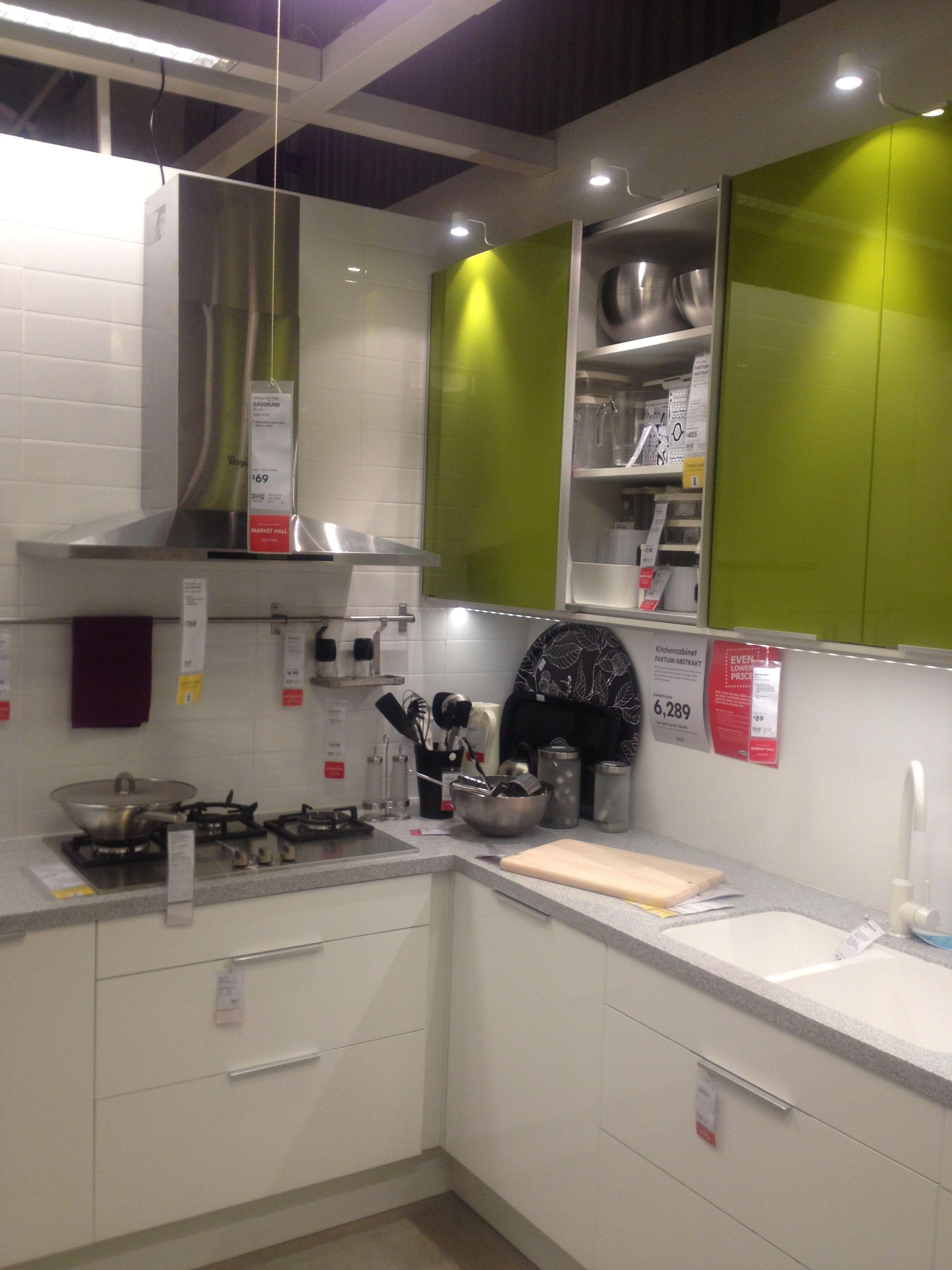 Virtual Kitchen Design Hdb Singapore: IKEA Kitchen For Hdb 4 Room
