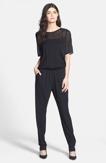 Ella Moss 'Stella' Jumpsuit available at #Nordstrom