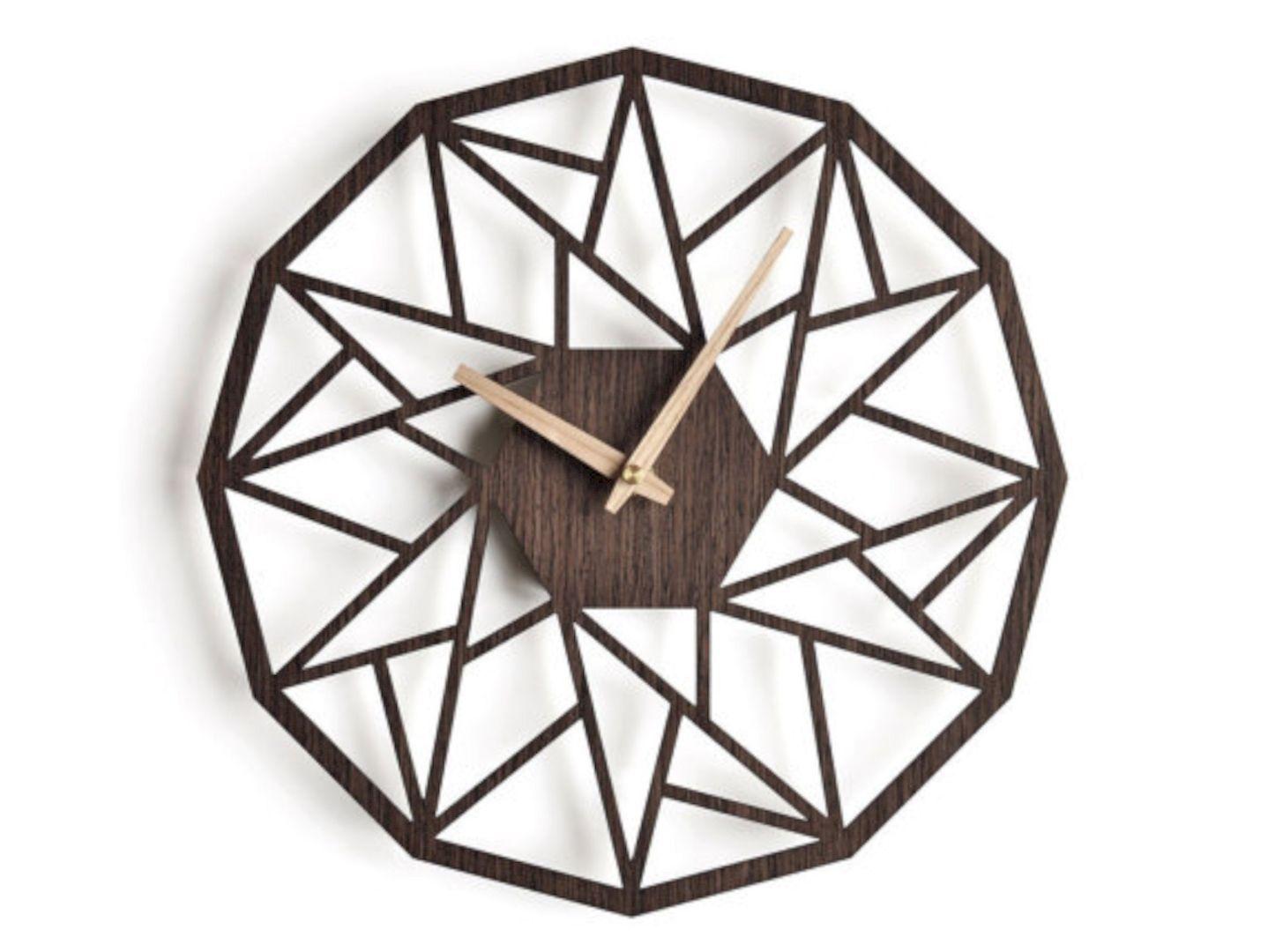 130 Creative Wall Clock Design Ideas In 2018 Furniture Design