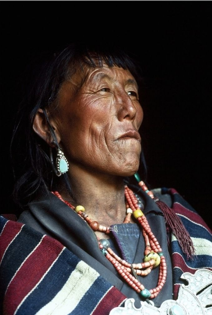 Les Caravanes De L Himalaya Interesting Faces Tribal Fashion People