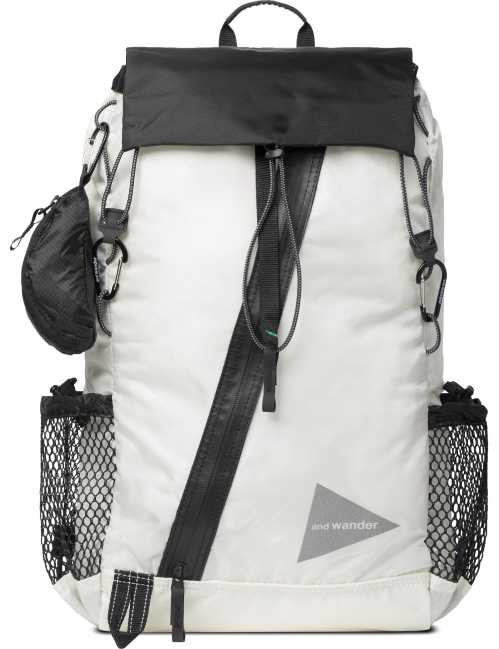 Black Mesh Backpack And Wander 7lMEMOqbt