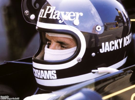 Risultati immagini per jacky ickx helmet