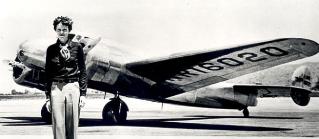 ¿Qué sucedió con Amelia Earhart?