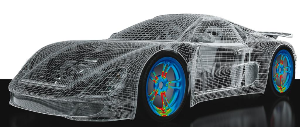 Autodesk Nastran es la pieza más reciente dentro del portafolio para la simulación de estructuras. http://goo.gl/YlWnDt