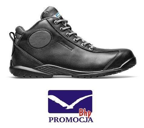 Buty Robocze Michelin Titanium S3 Src Trzewiki R45 4048808327 Oficjalne Archiwum Allegro Safety Shoes Footwear Shoes