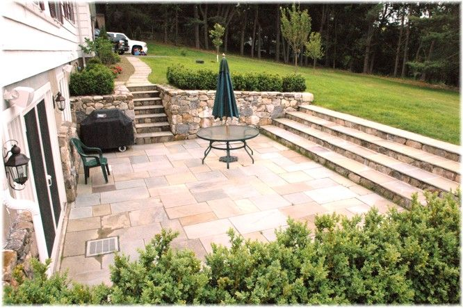 Man Cave Patio Ideas : Westchester walk out lower level basement man cave home