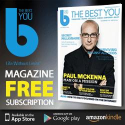 The Best You Magazine http://thebestyoumagazine.co Paul McKenna