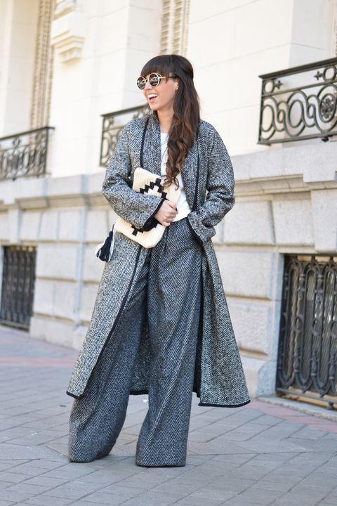 Photo of Cómo llevar pantalones palazzo de fiesta, vestir o sembra casual aunque mari bajita y no quieras llevar tacones