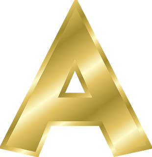 صور حروف مميزة لاجمل صور حروف لحرف A مزخرف Lettering Alphabet Gold Letters Free Printable Banner Letters