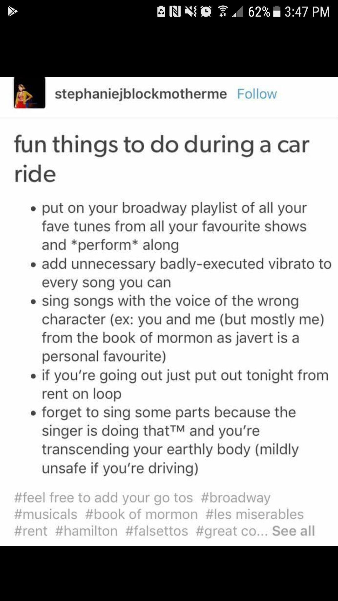 Great Ideas Fav Musicals