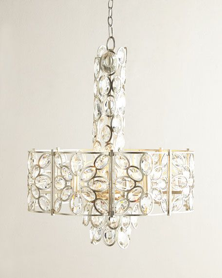 Shop crystal ovals chandelier at horchow where youll find new lower shipping on hundreds of home furnishings and gifts